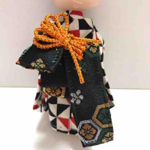 オビツ11 着物の帯の作り方