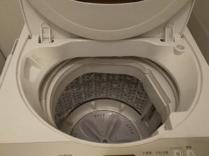 【2019年大掃除】洗濯槽のそうじ