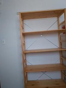 【夫の片付け】棚の入れ替えのタイミングで、夫が書類の片付けに手を付けました。