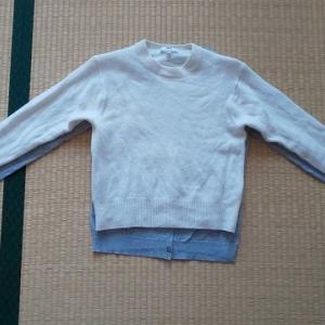 【捨てる】1年着ないものはやっぱり不要なものだったという話と、洗濯の失敗の話。