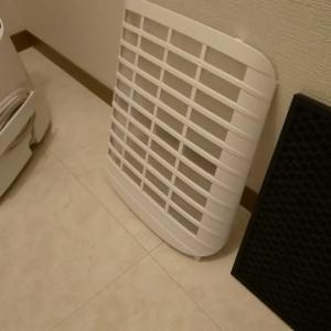 【掃除】空気清浄機能付き除湿機のフィルター掃除