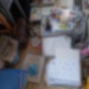 【片付け】長女と次女の本棚の整理