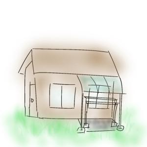 【転勤族】私は小さな平屋が好き。