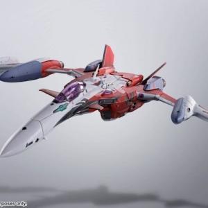 DX超合金 YF-29 デュランダルバルキリー(早乙女アルト機)フルセットパックが10月発売!