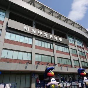 2021.3.19 【オープン戦】東京ヤクルトスワローズVS楽天イーグルス@神宮球場