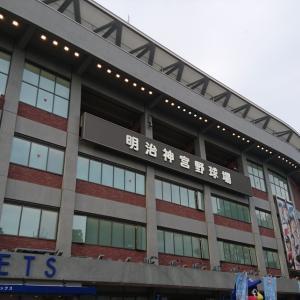 2021.6.2 おもてなしの心。 東京ヤクルトスワローズVS楽天イーグルス@神宮球場