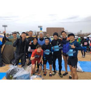 勝田マラソンレポート(2020年1月)