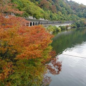 【相模湖】相模湖公園と相模湖ダム