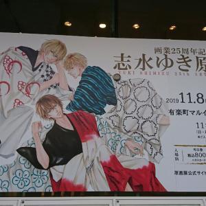 画業25周年記念志水ゆき原画展