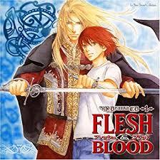 FLESH&BLOOD 1 【BLCD】 松岡なつき/雪舟薫