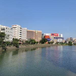 福岡出張でした