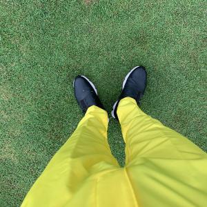 雨に降られない雨男のゴルフラウンド