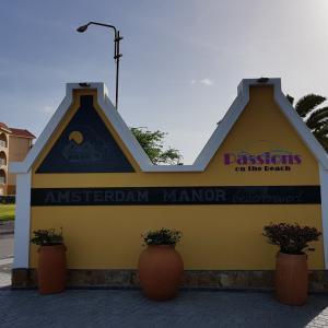 イーグルビーチがすぐ目の前!Amsterdam Manor Beach Resort ARUBA