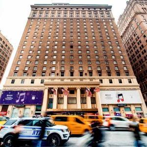 【NYホテル情報】立地最高!1919年創業のクラシカルなホテルペンシルバニア