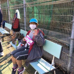 テニスの練習日