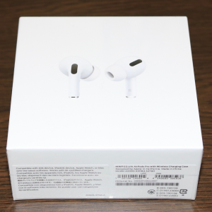 Apple AirPods Pro を買いました【開封】