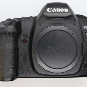 「あんしんメンテ」に出した Canon EOS 5D MarkⅡ が修理に変更されました