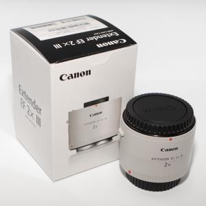 キヤノン交換レンズ用の「EXTENDEREF1.4X Ⅲ」を買いました【開封】