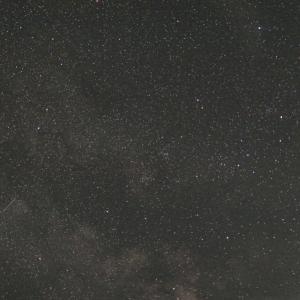 Canon EOS 80D + SIGMA Art 30mm F1.4 DC HSM  で星空写真を撮りました(2019年6月)
