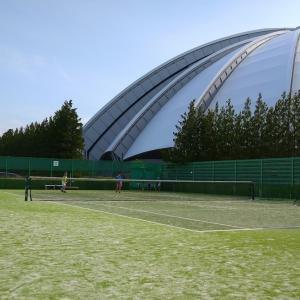 週末もソフトテニス~梅雨がやってくる~