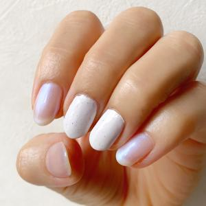 ホワイトカラー ネイル