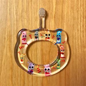 【ハミコ HAMICO】【ピジョン 乳歯ブラシセット】いつから使える?磨き方は?『買ってよかった!ベビー歯ブラシレビュー』