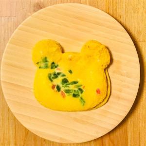 【美味しく食べれる離乳食】ピーマン・パプリカ デビューにおすすめ!『苦くない!ふわふわカラフルなオムレツをつくろう』