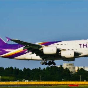 【赤ちゃんとバンコク①】タイ国際航空は赤ちゃん連れに優しかった!『0歳児を連れて成田空港からスワンナプーム国際空港へ』