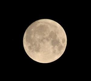 お月見とシャボン玉と敬老の日