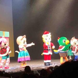 しまじろうコンサートに行きました!大阪オリックス劇場!歌にダンスに大満足♫