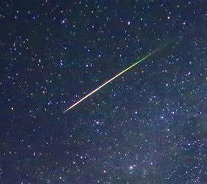 ペルセウス座流星群 2021