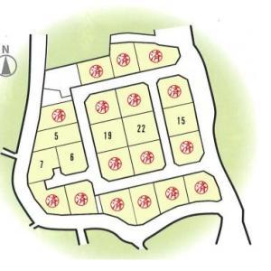 分譲宅地( 坪単価 2.8万円 ~ 3.2万円 )