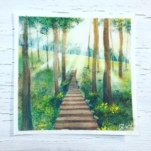 ルルドへの階段