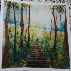 【ART】ルルドの道