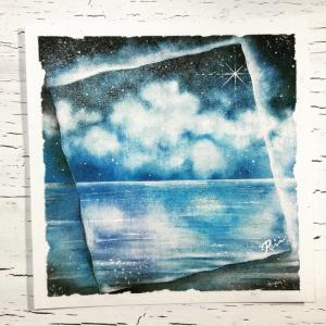 【ART】sea  shot