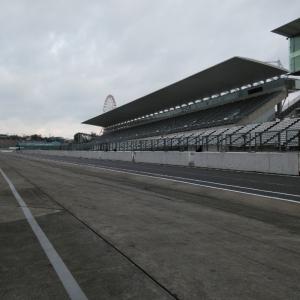 鈴鹿サーキット フルコース スポーツ走行。