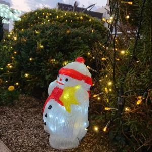 小倉駅はクリスマス。