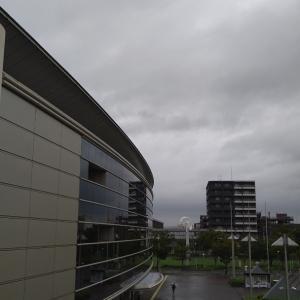 12時15分現在、北九州市への台風の影響