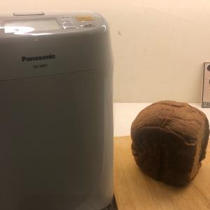 台風の日のパン作り