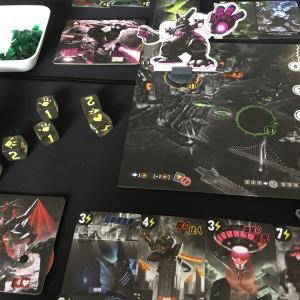 King of Tokyo: Dark Edition(キング・オブ・トーキョー:ダークエディション)