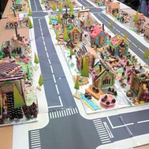 お菓子の家で街を作ろう!杉並区小学生親子イベント案内