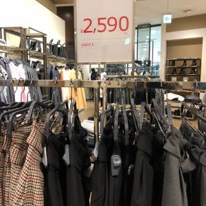40代女性★ZARAでお買い物