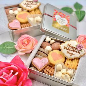 【コラボ企画】バレンタインクッキー缶販売のお知らせ