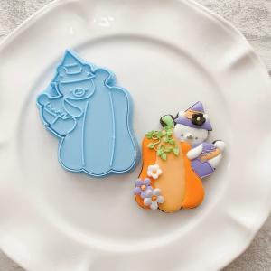 【予告】ハロウィンくまちゃんクッキー型先行販売