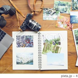写真とため息