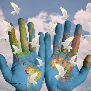 世界を広げる