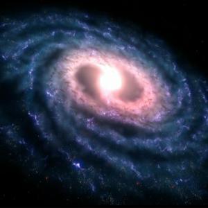 銀河を感じる日