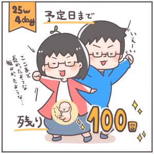 Last 100day&25w検診