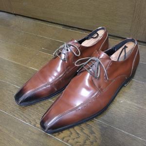 仮靴の製作【アッパーの取得~釣り込み~仮靴まで】