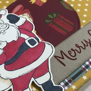 【 ChristmasCard 2019 No. 1】